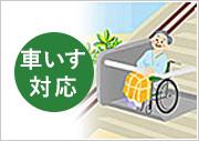 [車いす対応]車椅子用段差解消機